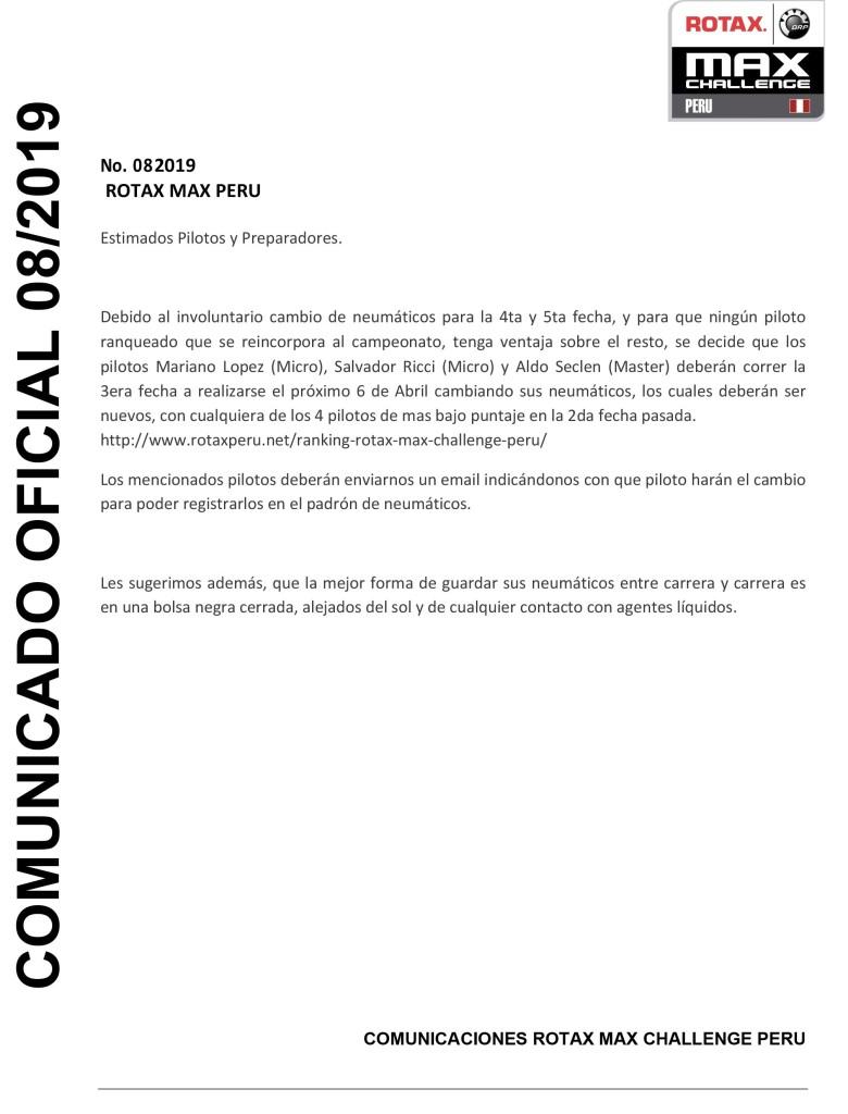 Microsoft Word - comunicado 08 -2019.docx