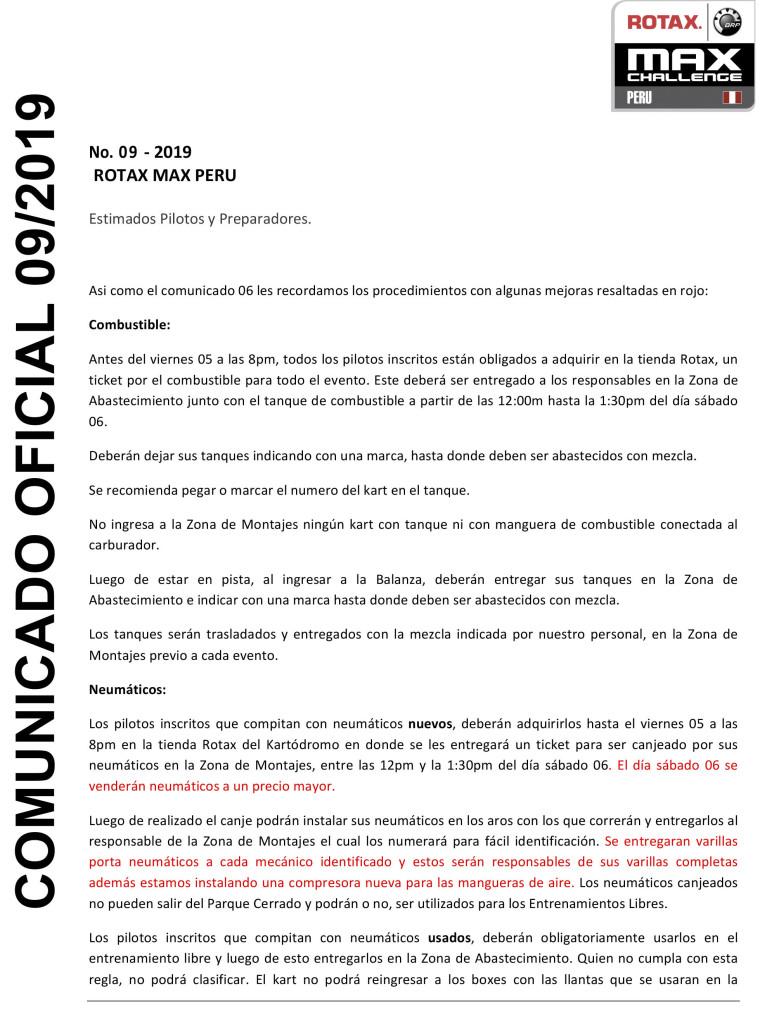 Microsoft Word - comunicado 09 -2019.docx